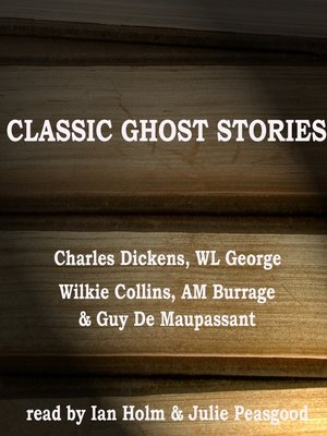 cover image of Classic Ghost Stories